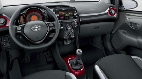 Location Véhicule Toyota Aygo Haguenau